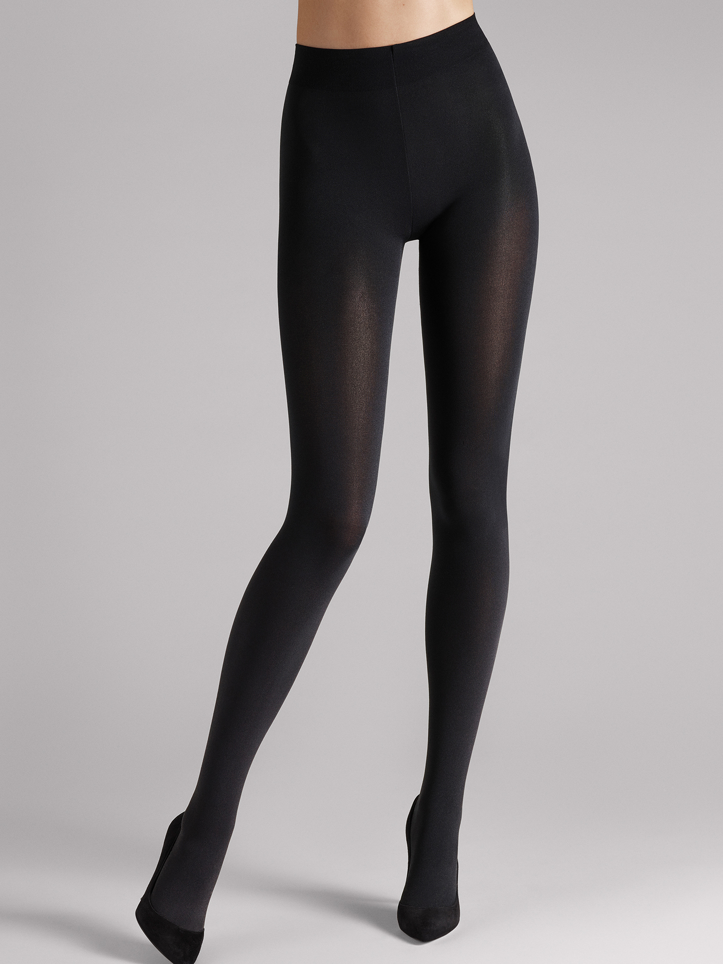 Wolford Apparel & Accessories > Clothing > Collant Velvet Sensation Tights - 7005 - L