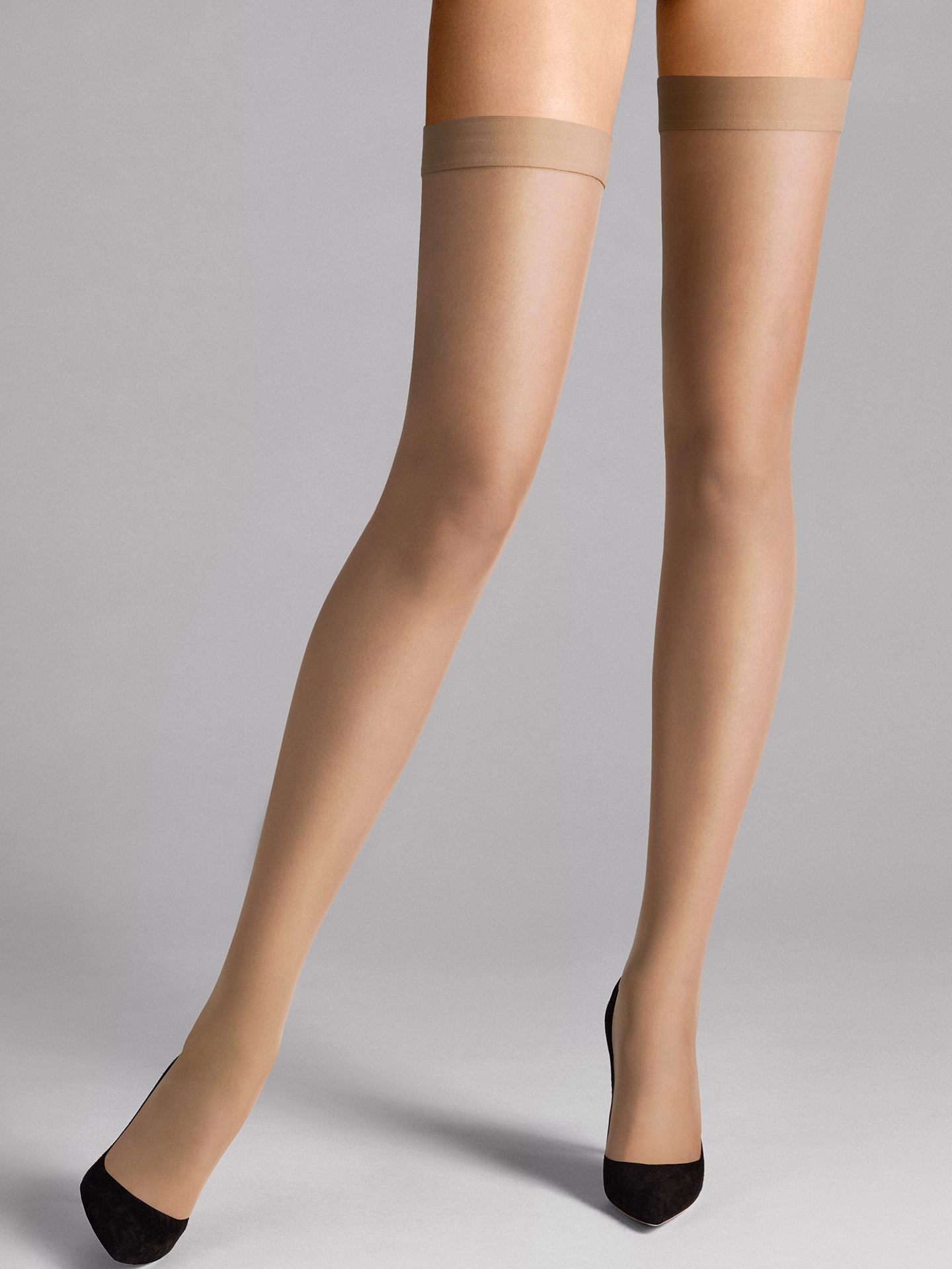Wolford Apparel & Accessories > Clothing > Autoreggenti & Calze Individual 10 Stay-Up