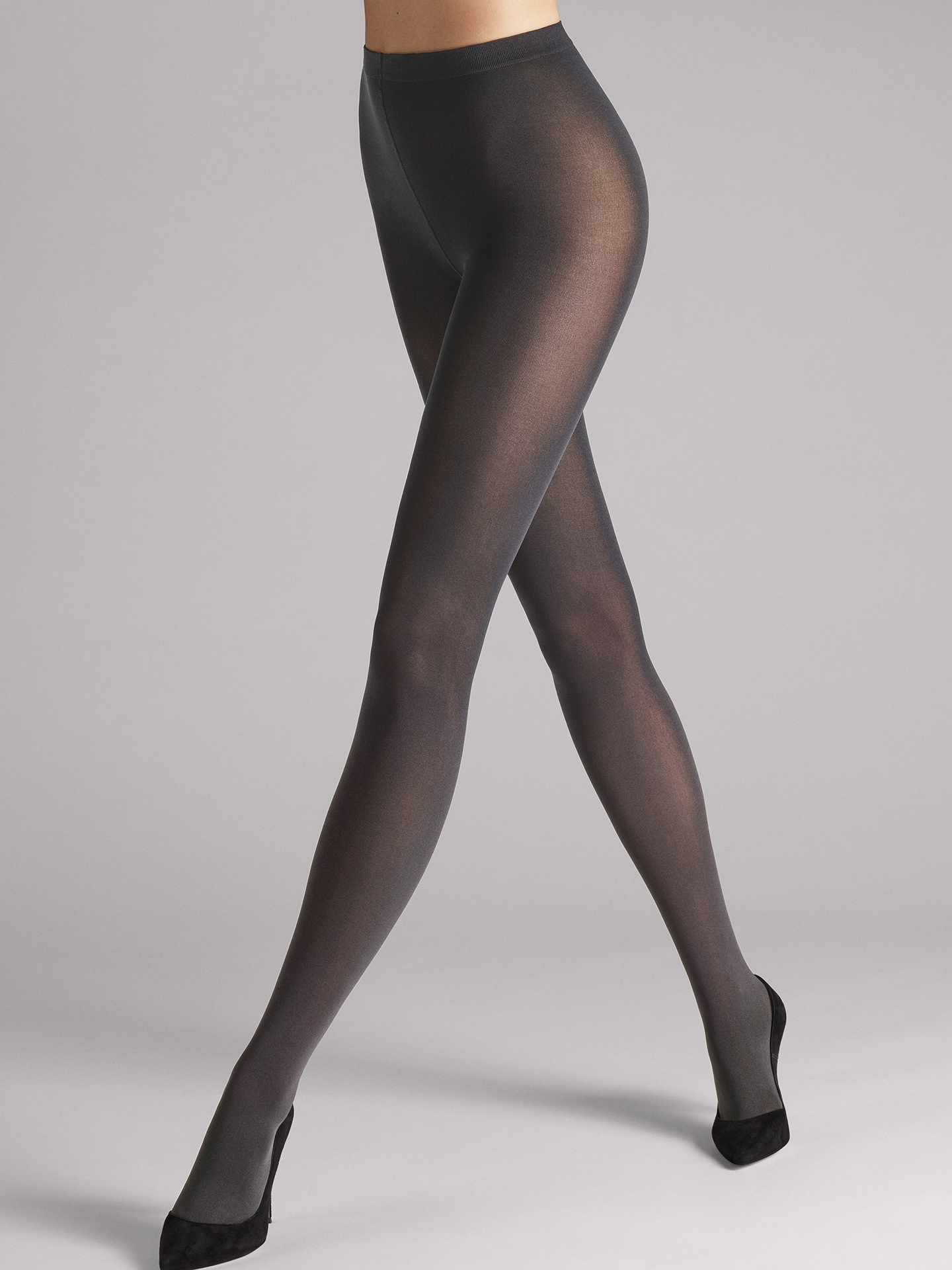 Wolford Apparel & Accessories > Clothing > Collant Velvet de Luxe 66 - 7221 - M