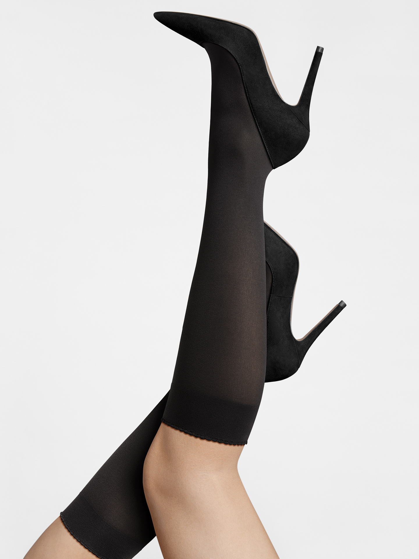 Wolford Apparel & Accessories > Clothing > 50 Knee-Highs