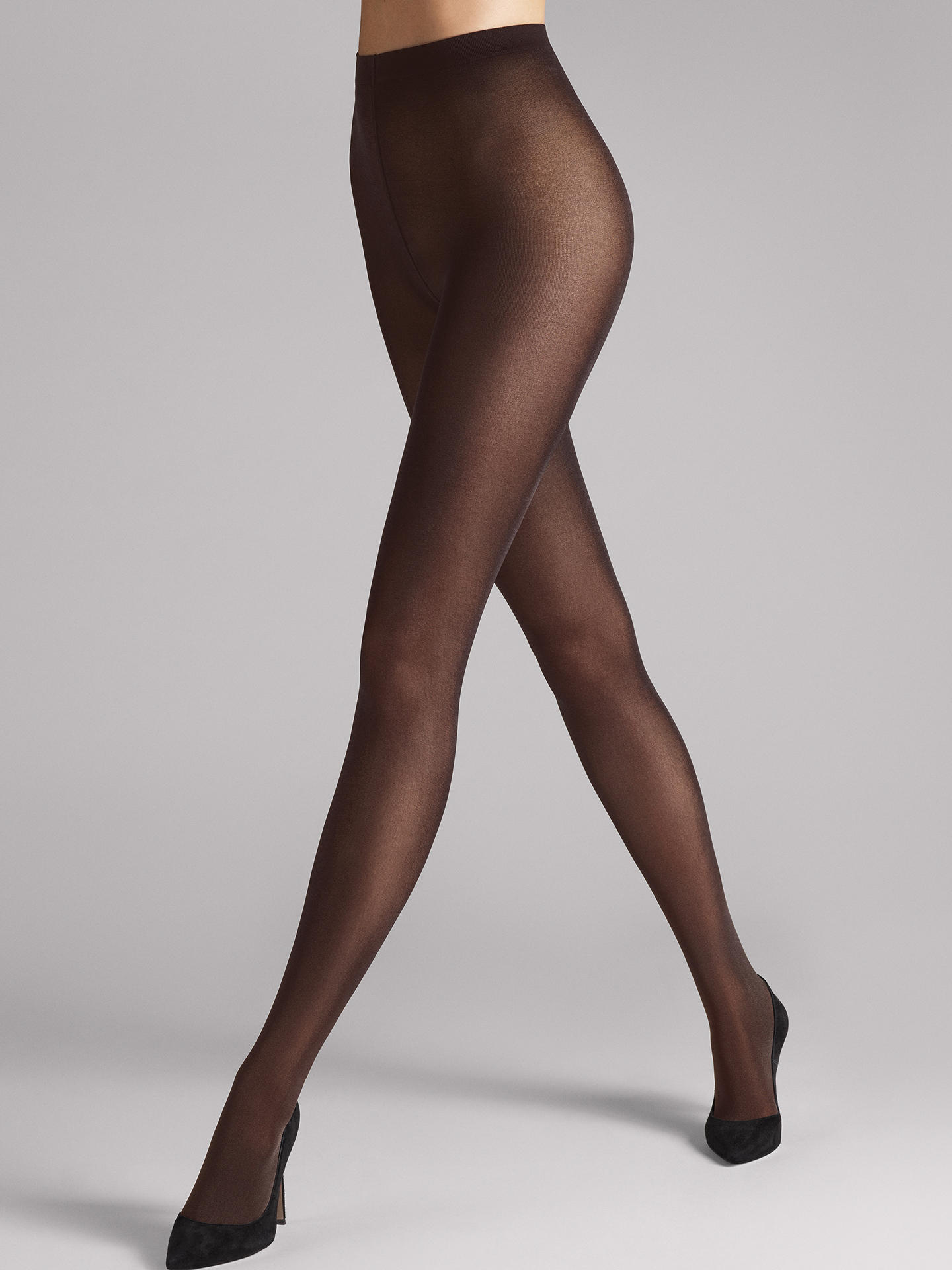 Wolford Apparel & Accessories > Clothing > Collant Satin Opaque 50 - 4250 - XS