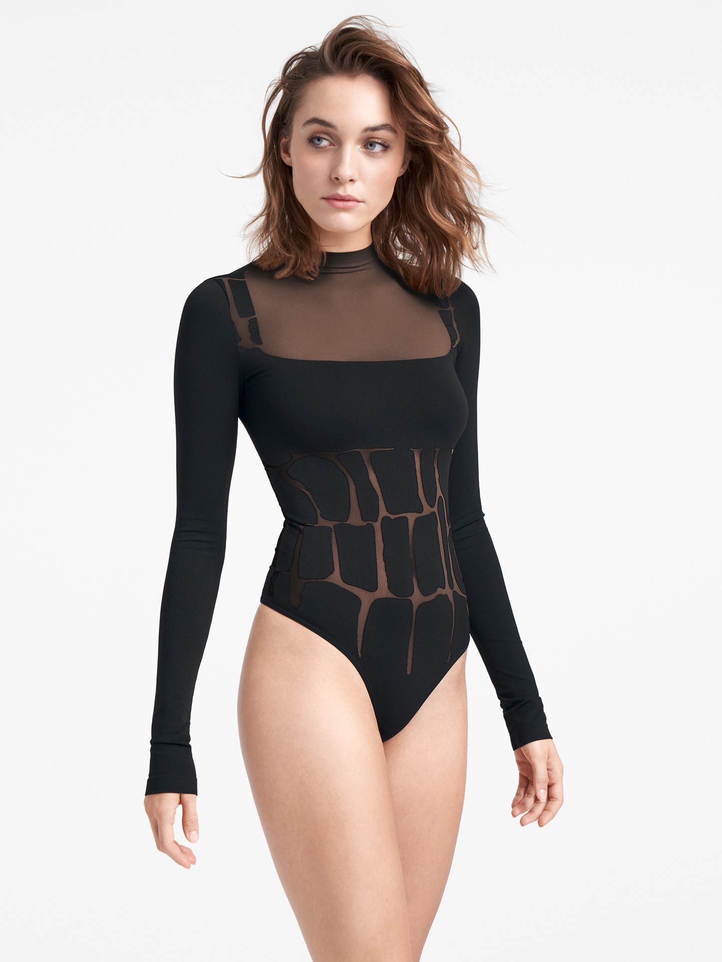 Wolford Apparel & Accessories > Clothing > Body Shield String Body