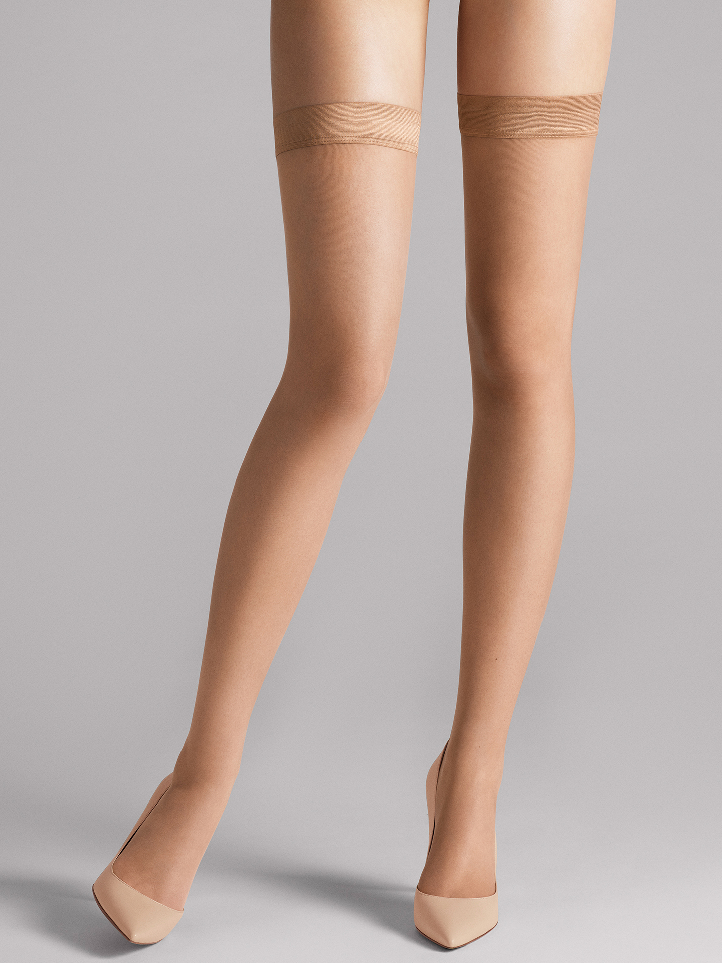 Wolford Apparel & Accessories > Clothing > Autoreggenti & Calze Naked 8 Stay-Up