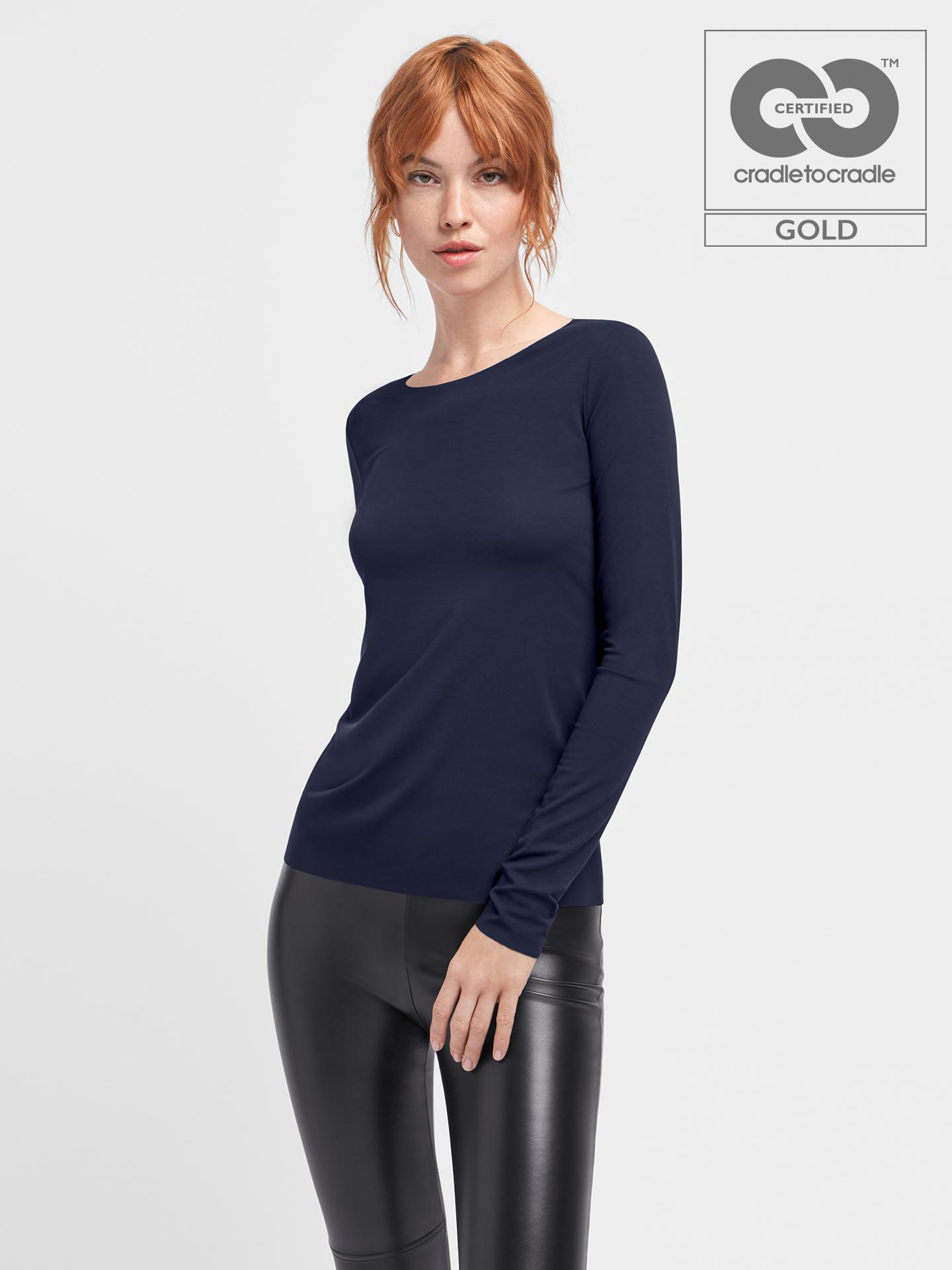 Wolford Apparel & Accessories > Clothing > Abbigliamento Donna Aurora Pure Pullover