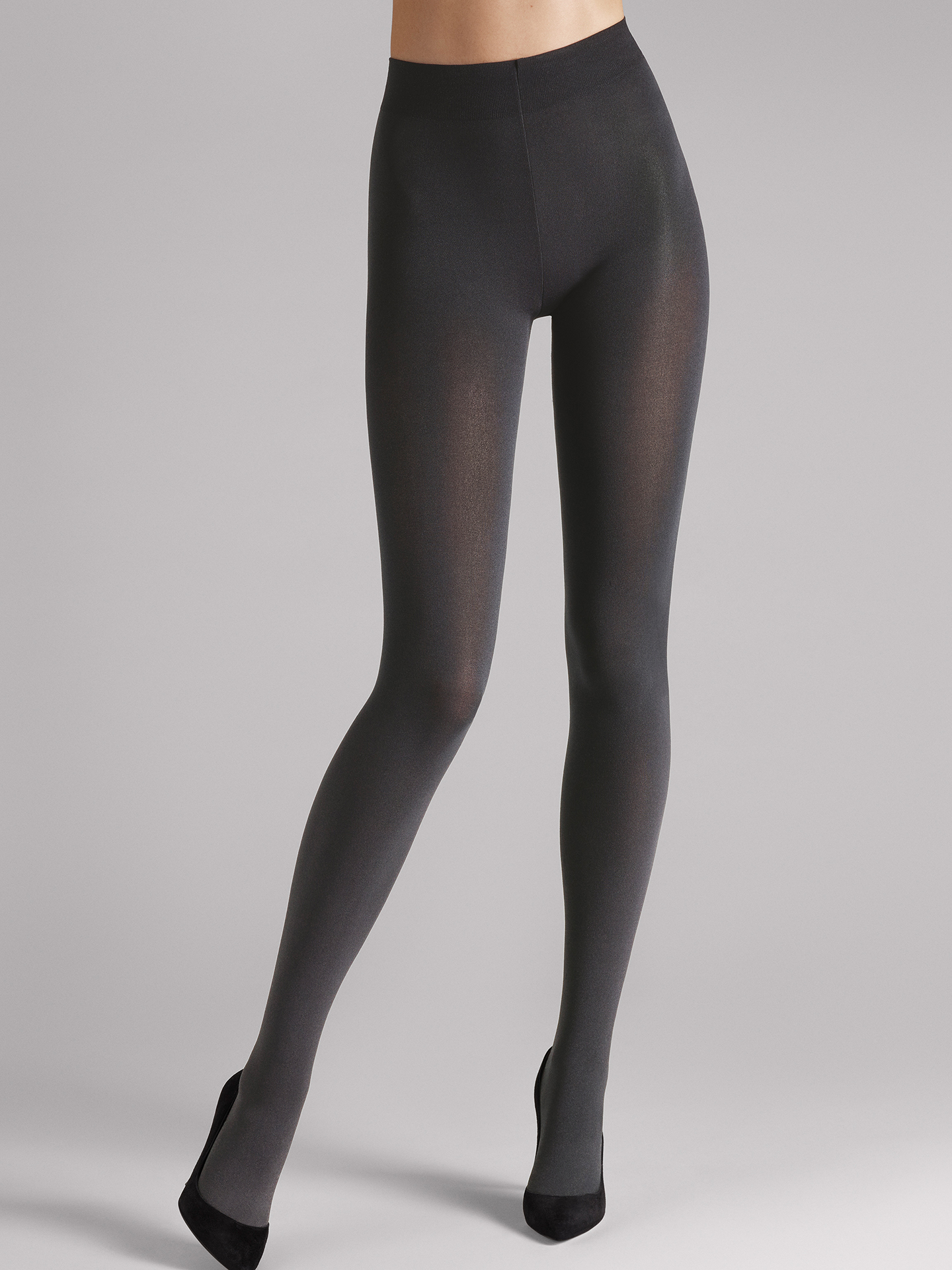 Wolford Apparel & Accessories > Clothing > Collant Velvet Sensation Tights - 7221 - S