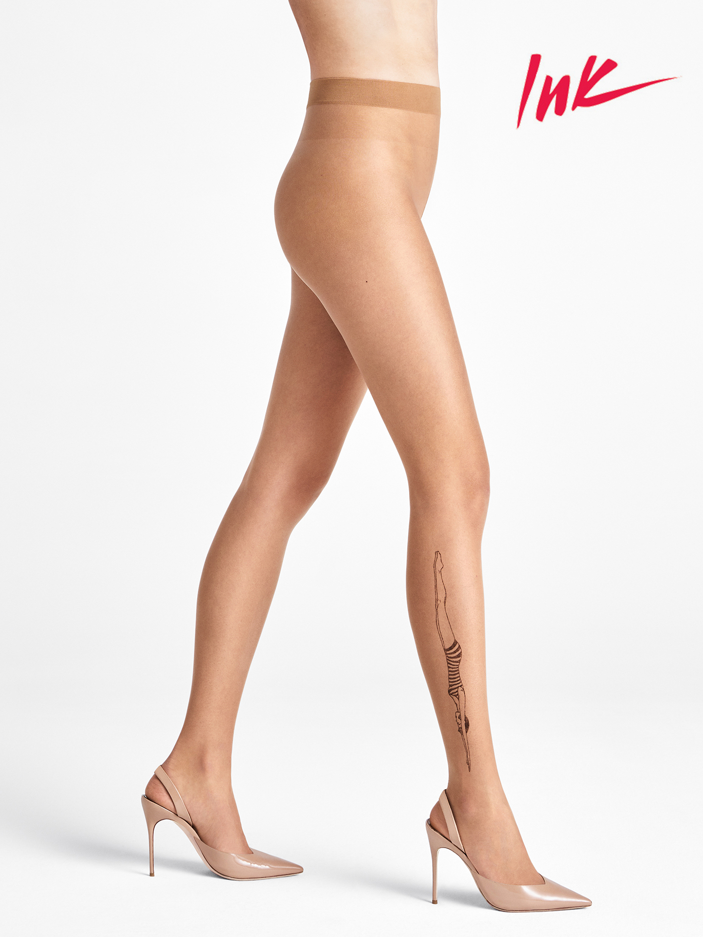 Wolford Apparel & Accessories > Clothing > Calze e Collant Anna Tights