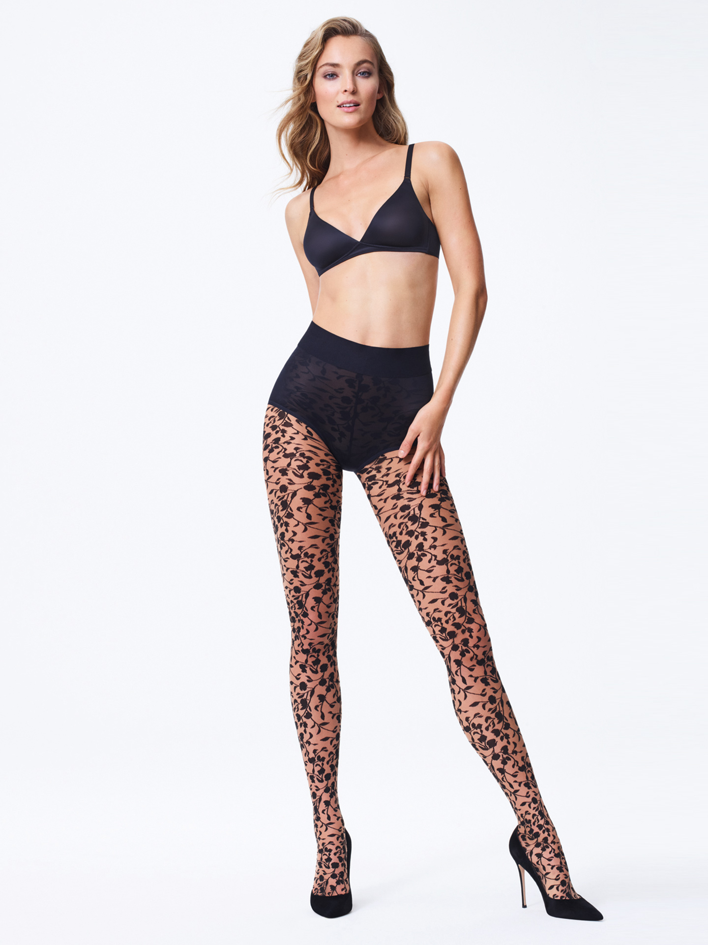 Wolford Apparel & Accessories > Clothing > Calze e Collant Amelia Tights