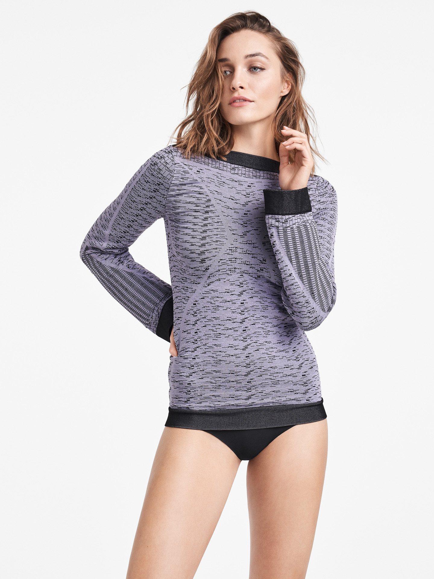 Wolford Apparel & Accessories > Clothing > Arrow Poison Pullover