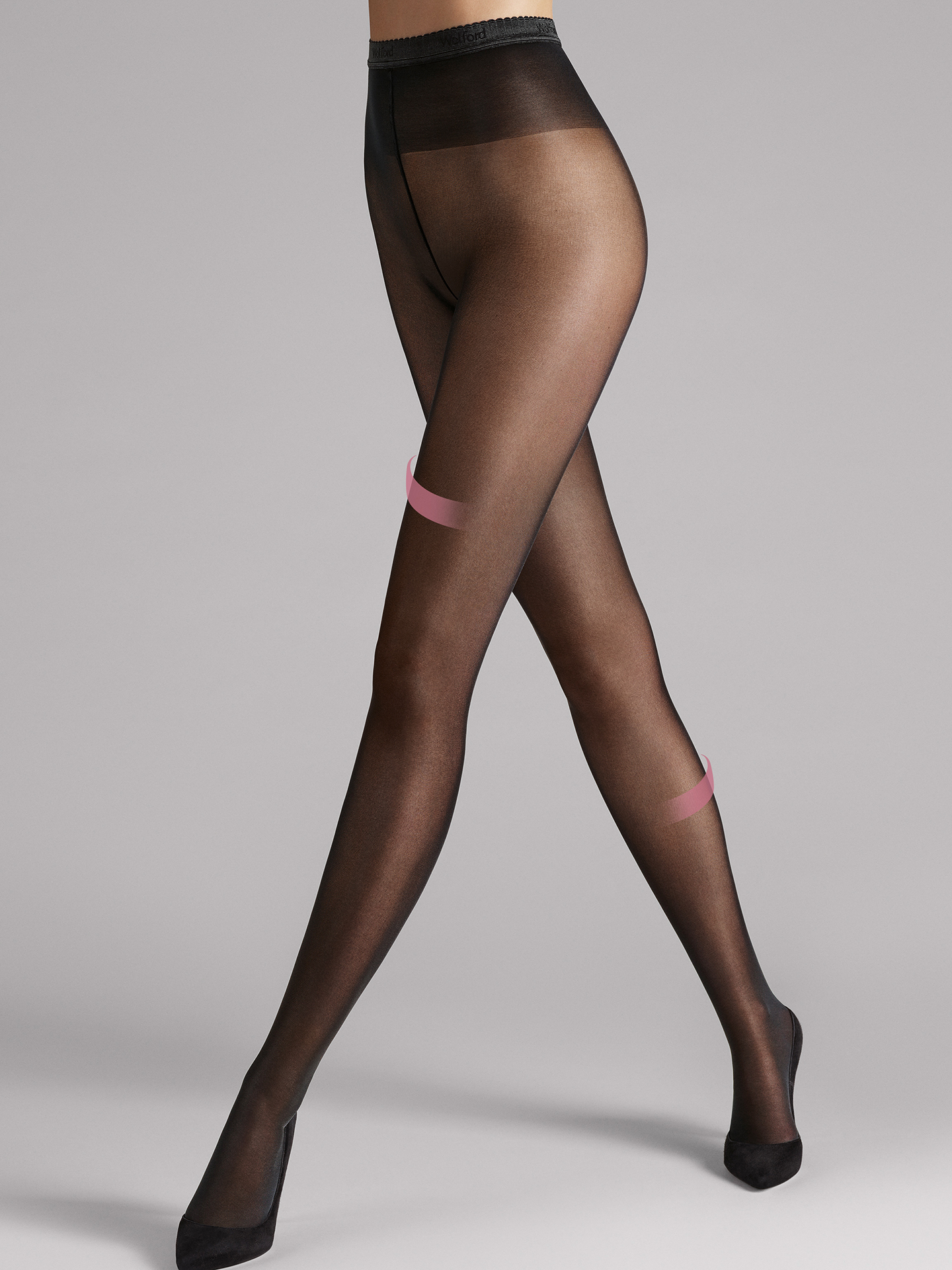 Wolford Apparel & Accessories > Clothing > Collant Synergy 40 leg support - 7005 - XS