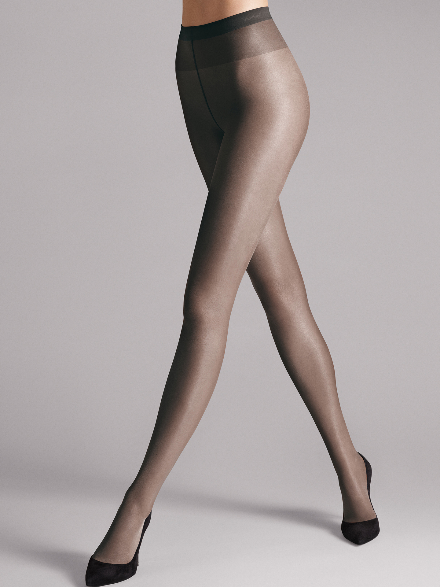 Wolford Apparel & Accessories > Clothing > Collant Satin Touch 20 - 7221 - L