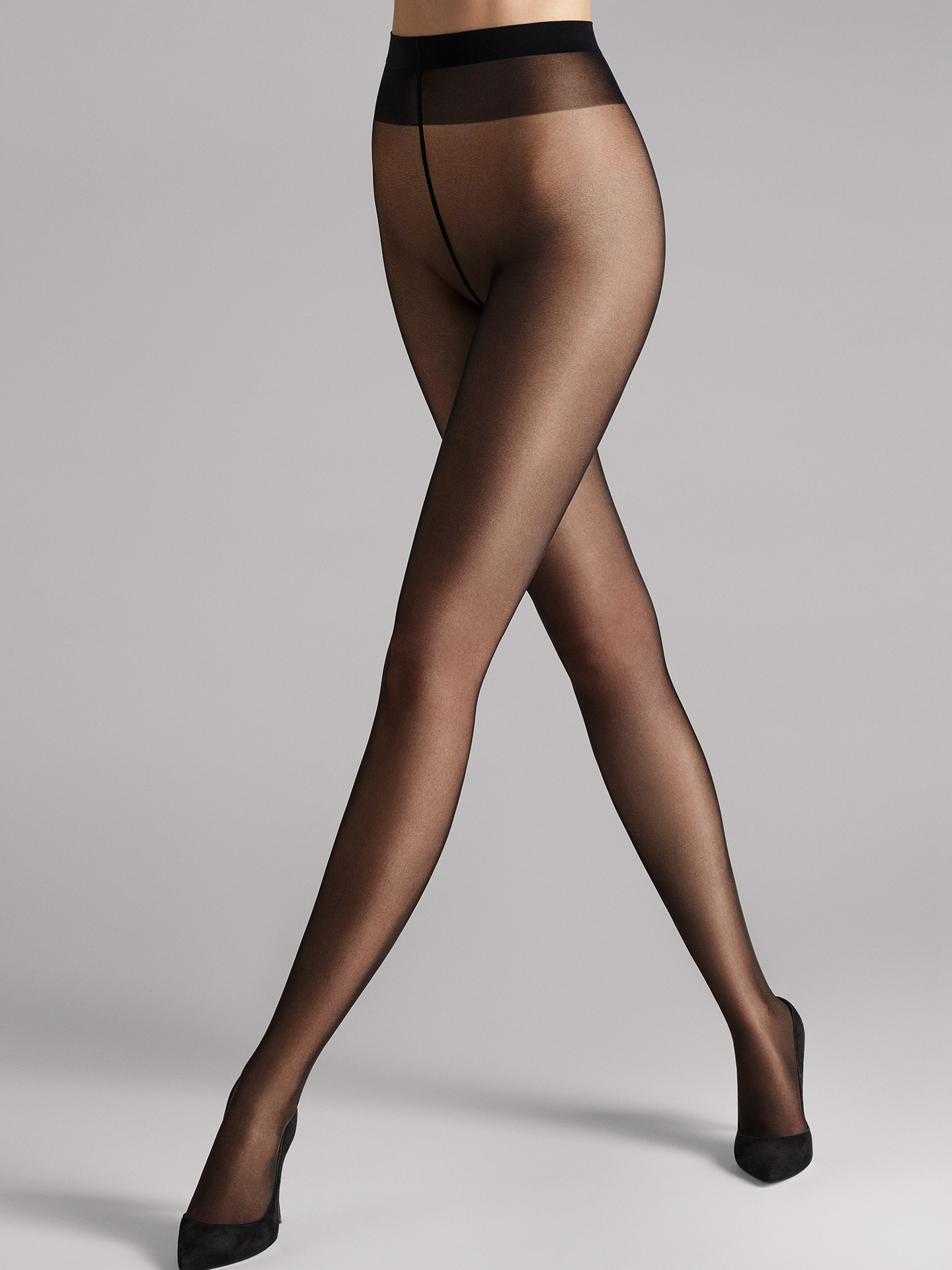 Wolford Apparel & Accessories > Clothing > Collant Perfectly 30 - 7005 - XS