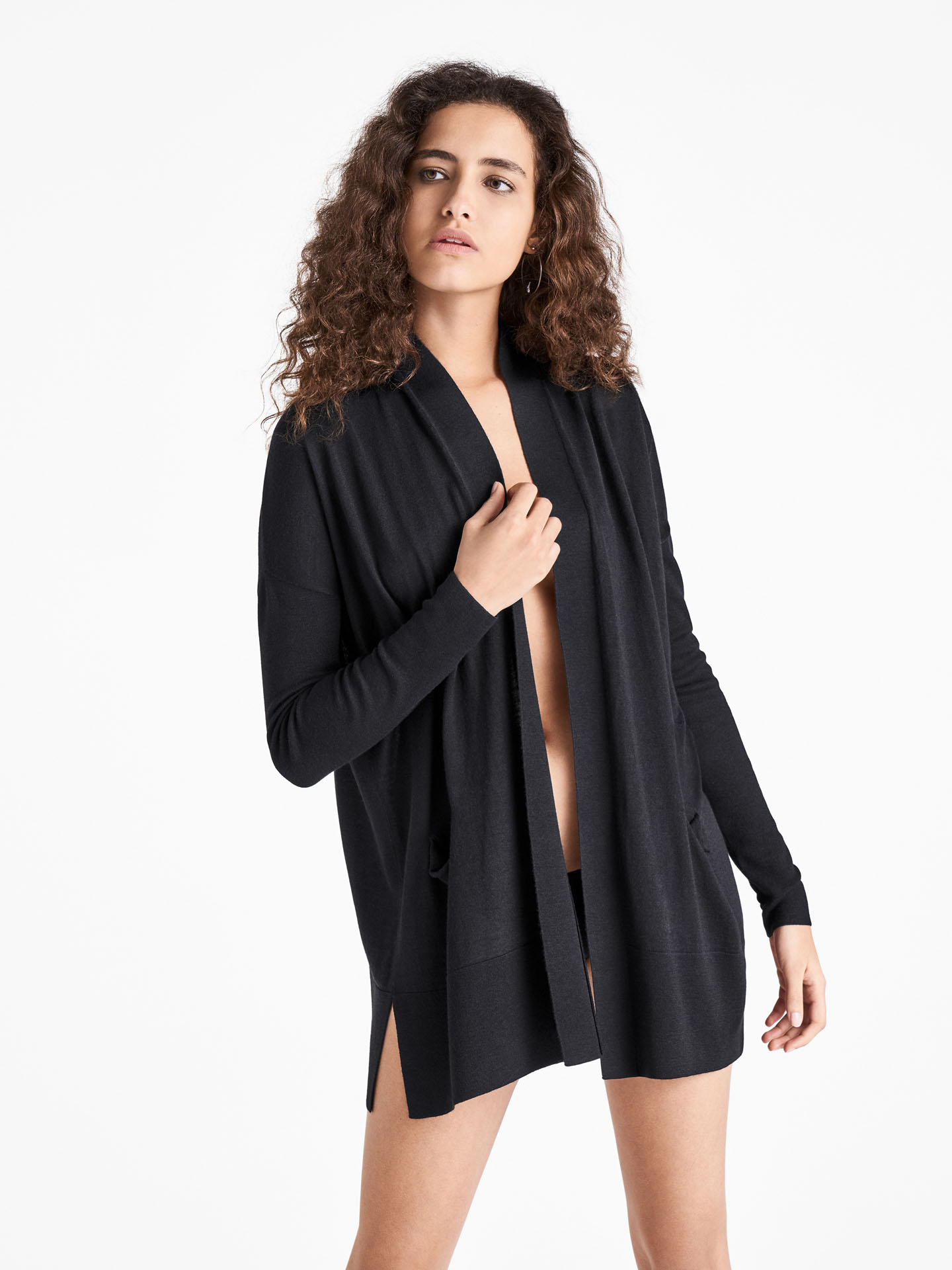 Wolford Apparel & Accessories > Clothing > Abbigliamento Donna Irene Cardigan