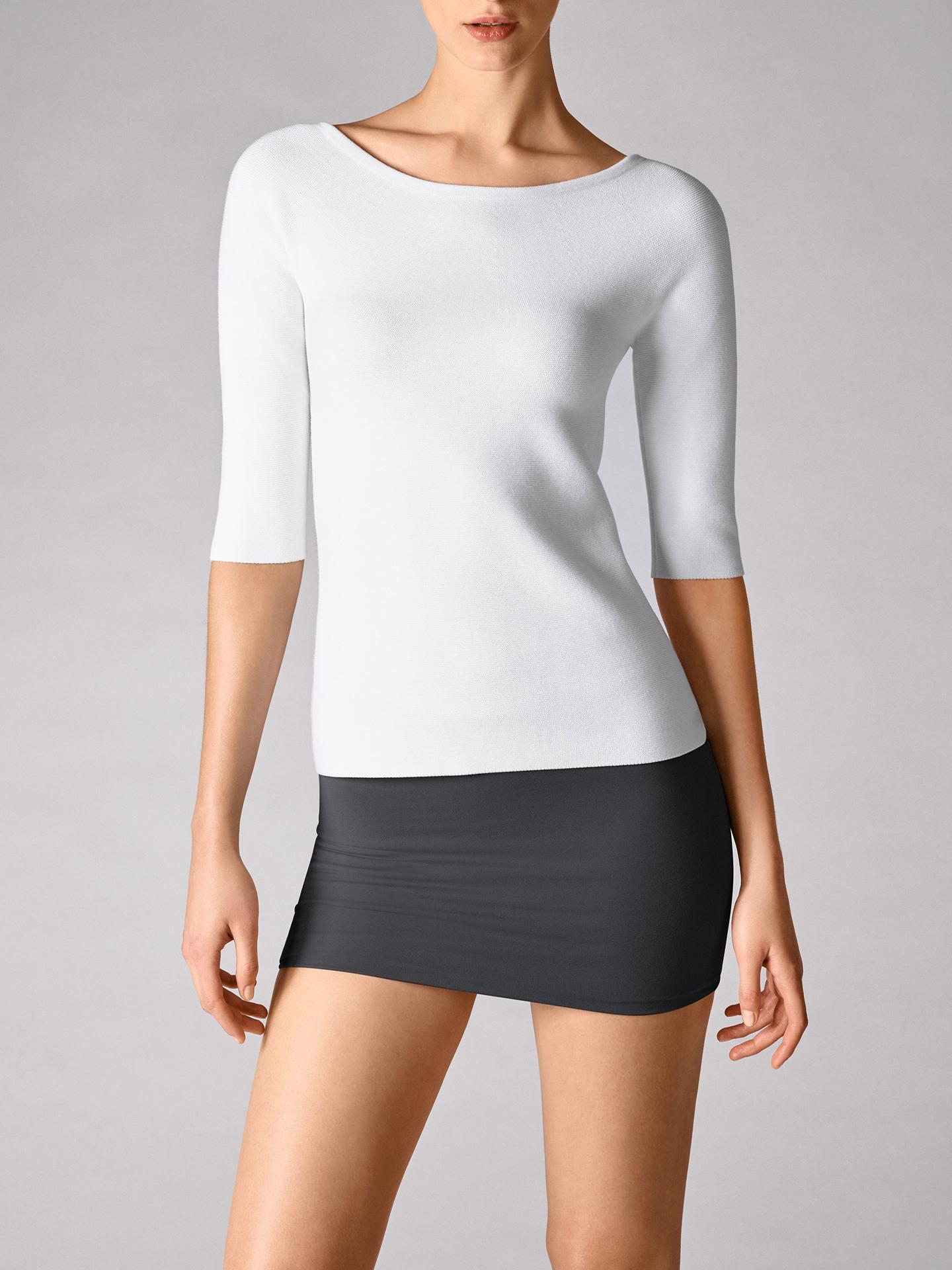 Wolford Apparel & Accessories > Clothing > Abbigliamento Donna Viscool Shirt