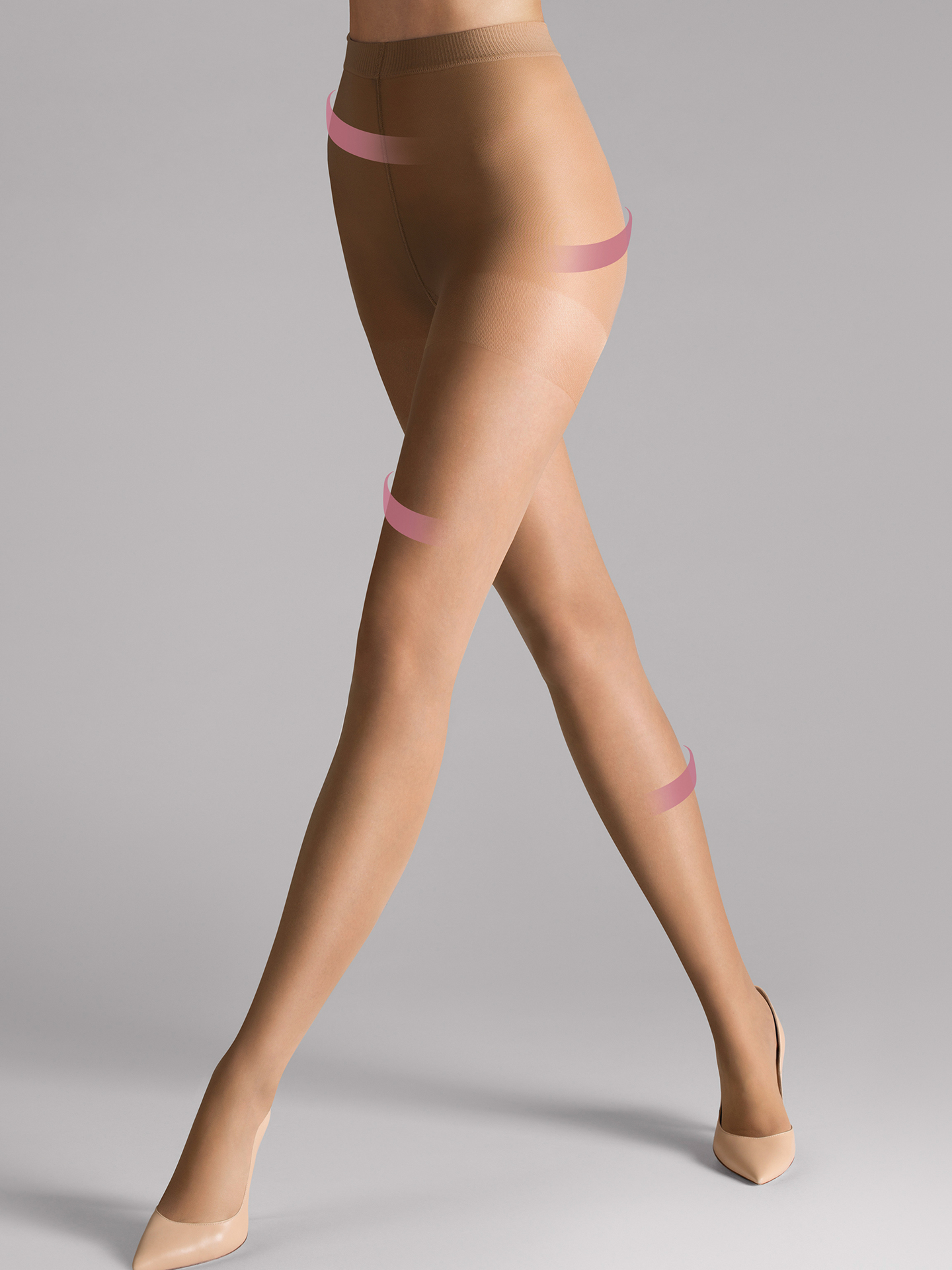 Wolford Apparel & Accessories > Clothing > Collant Miss W 30 leg support - 4004 - XS