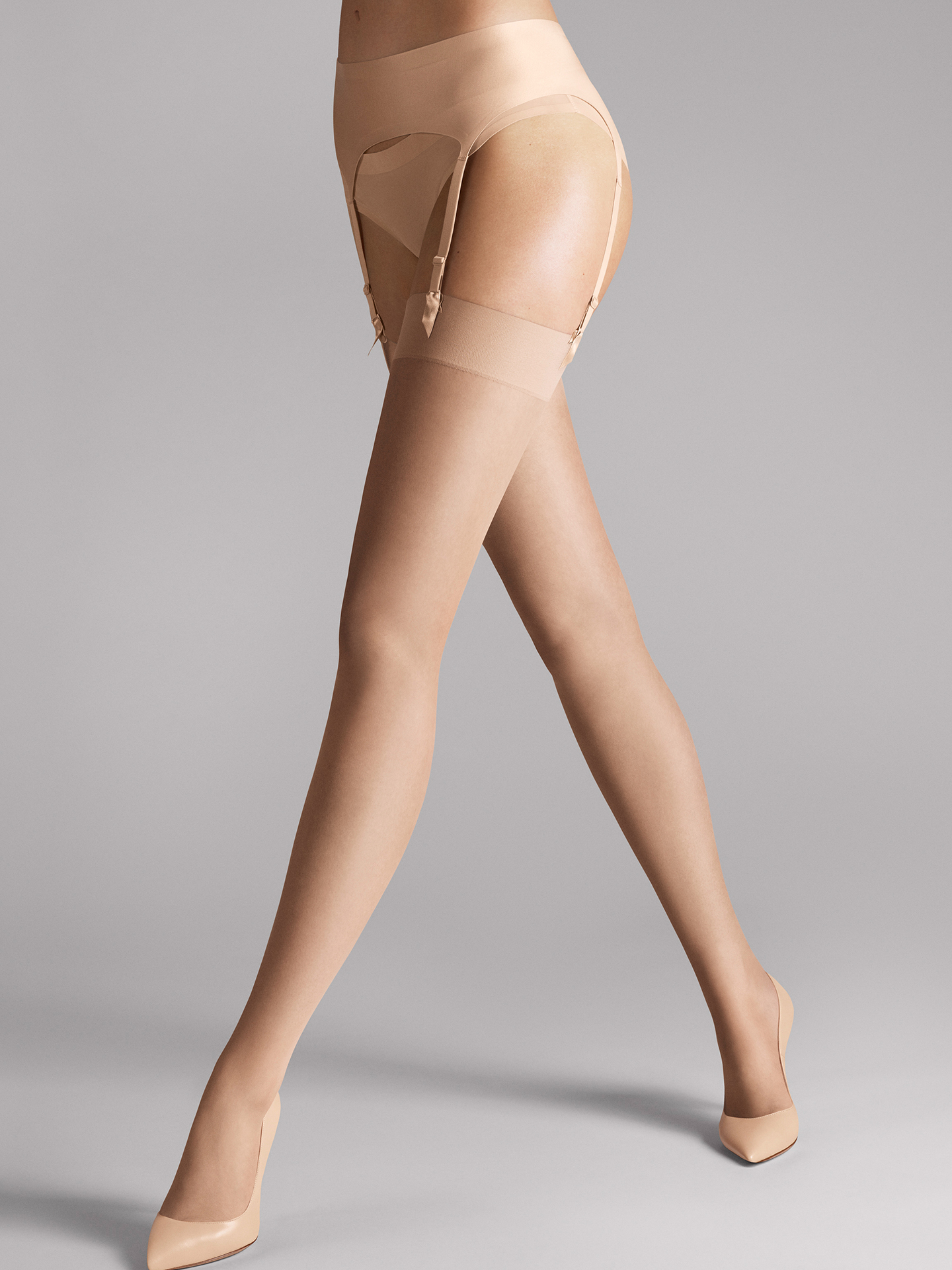 Wolford Apparel & Accessories > Clothing > Autoreggenti & Calze Individual 10 Stocking