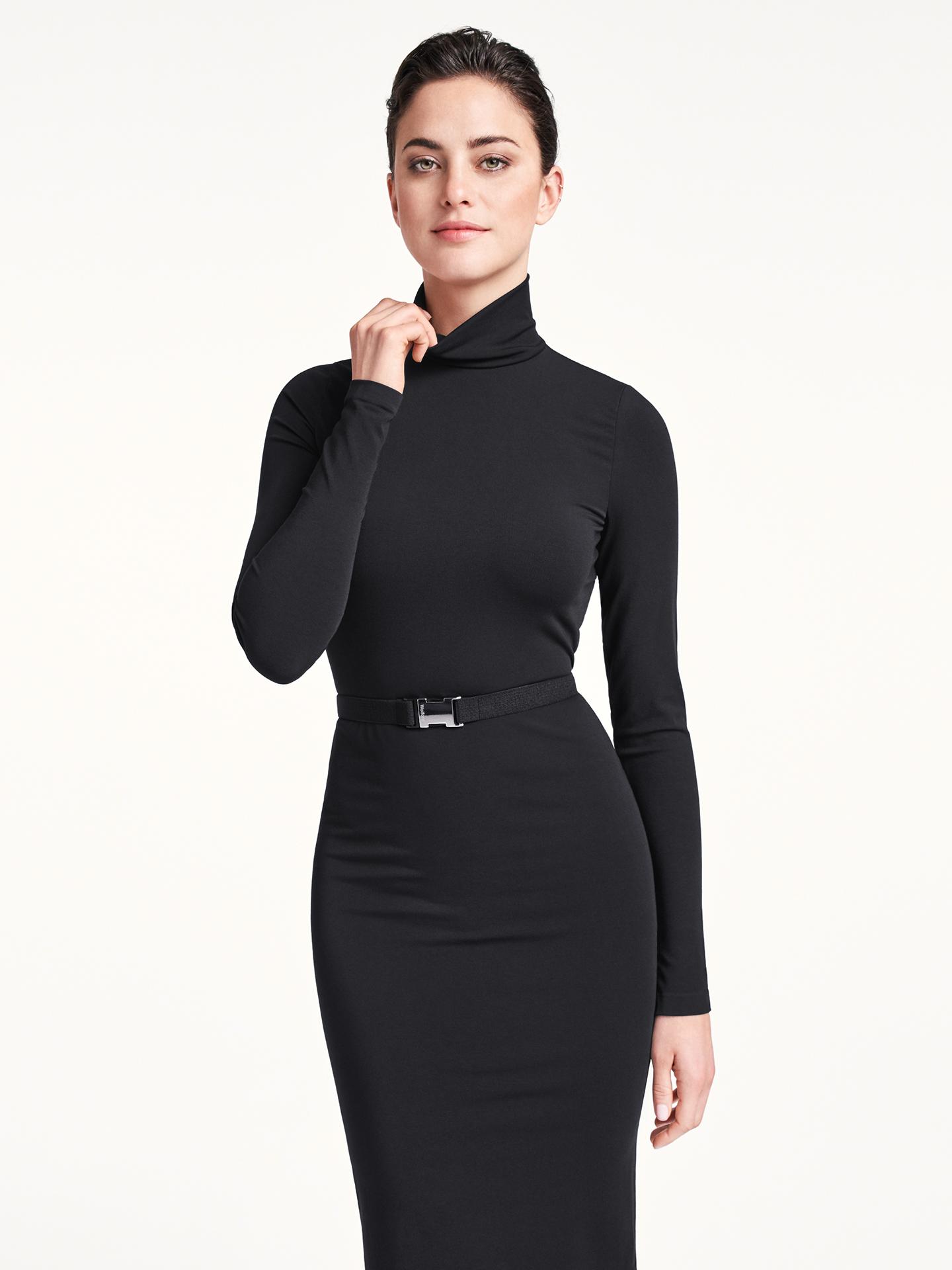 Wolford Apparel & Accessories > Clothing > Abbigliamento Donna Logo Belt