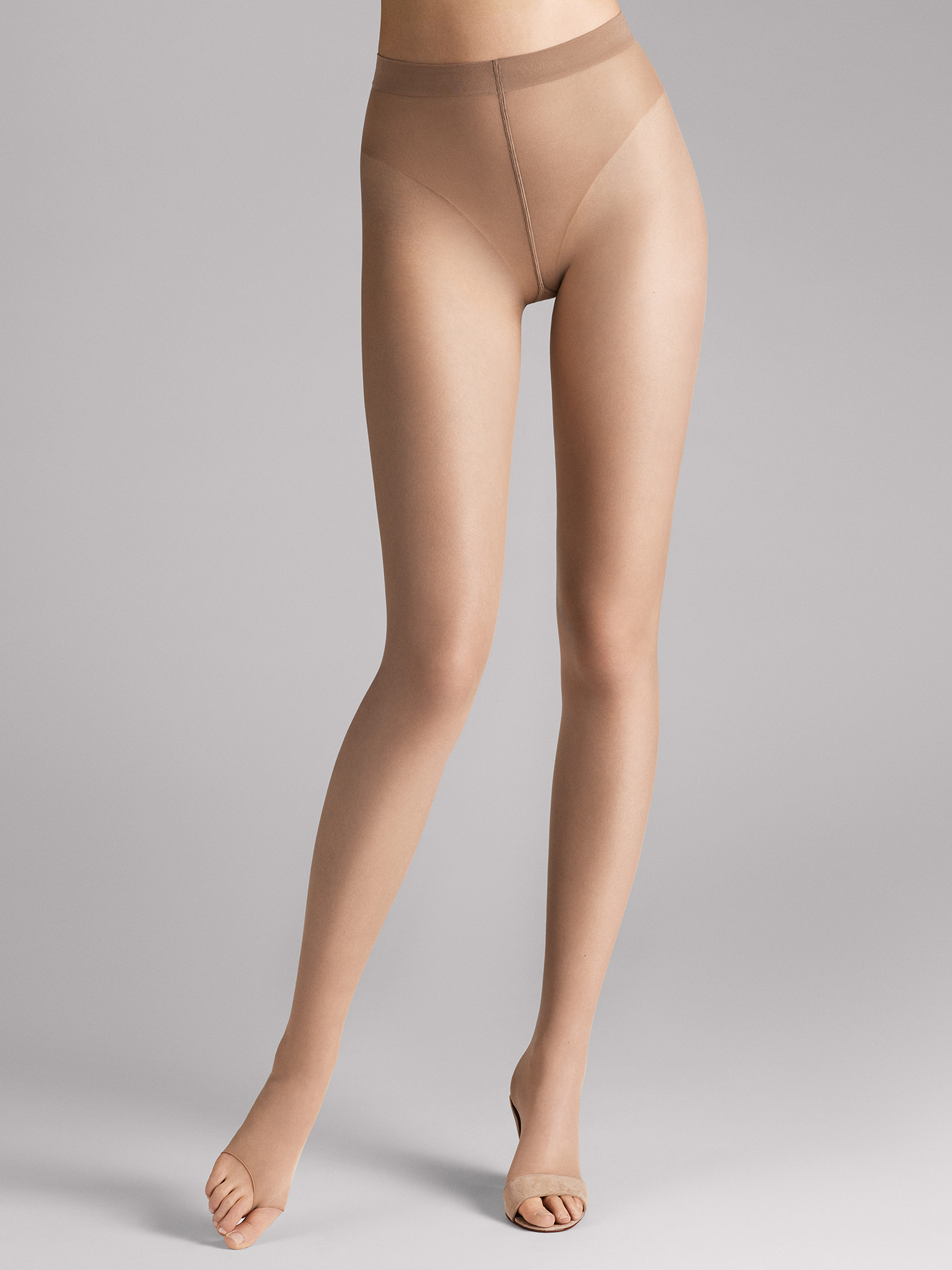 Wolford Apparel & Accessories > Clothing > Collant Luxe 9 Toeless Tights - 4273 - M