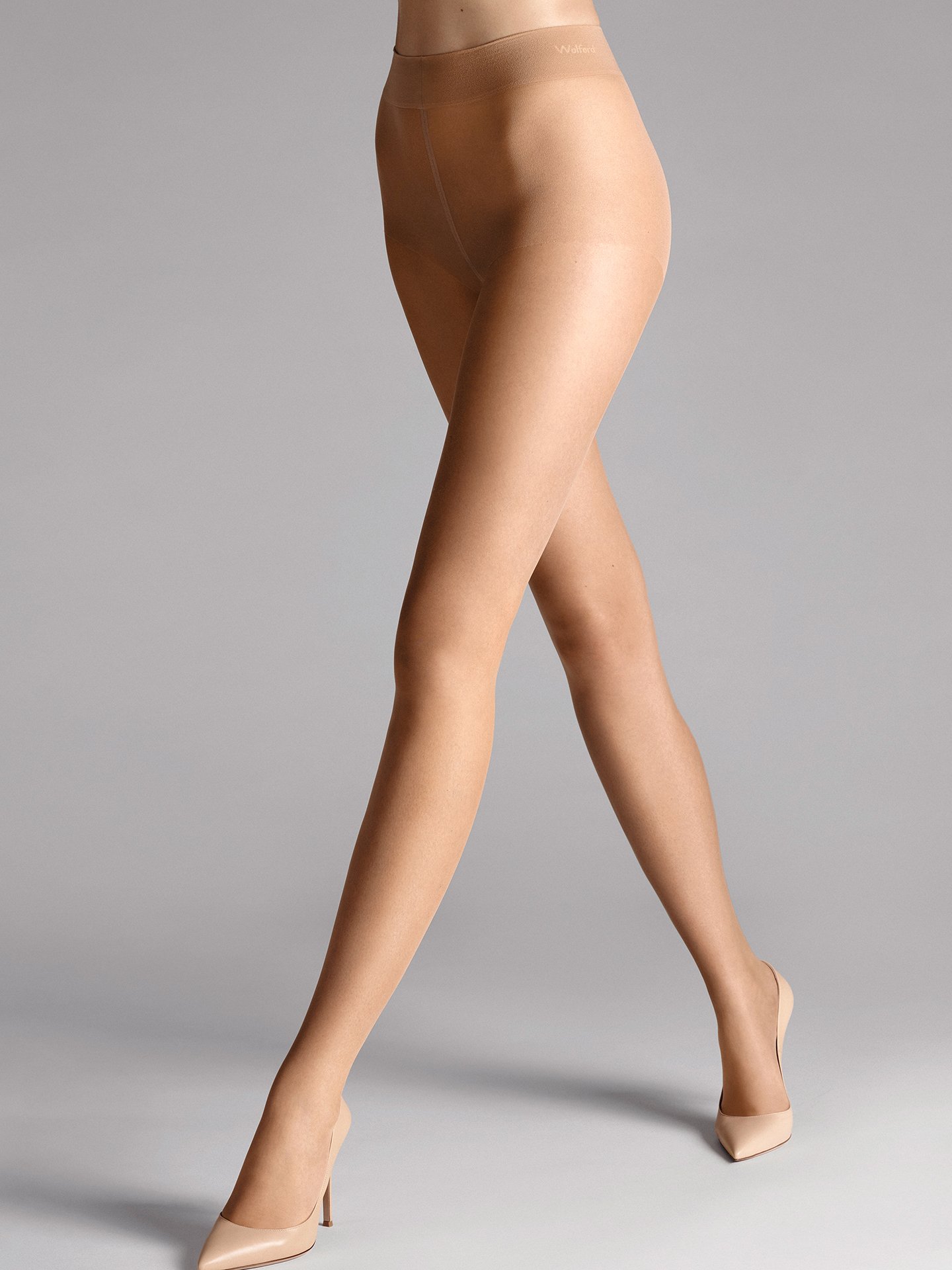 Wolford Apparel & Accessories > Clothing > Collant Pure 10 Tights - 4365 - XL