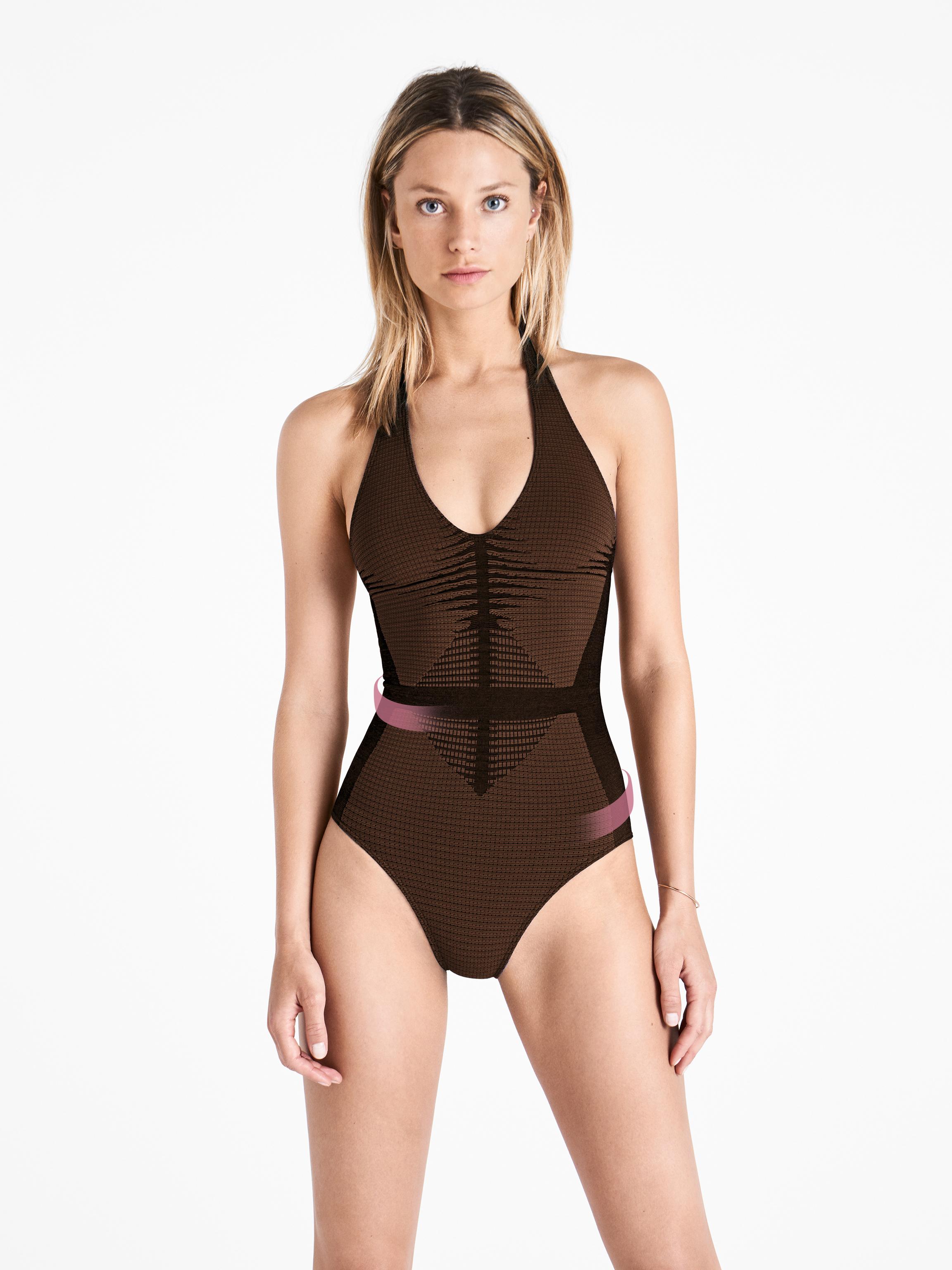 Wolford Apparel & Accessories > Clothing > Beachwear Trinity Forming Beach Body