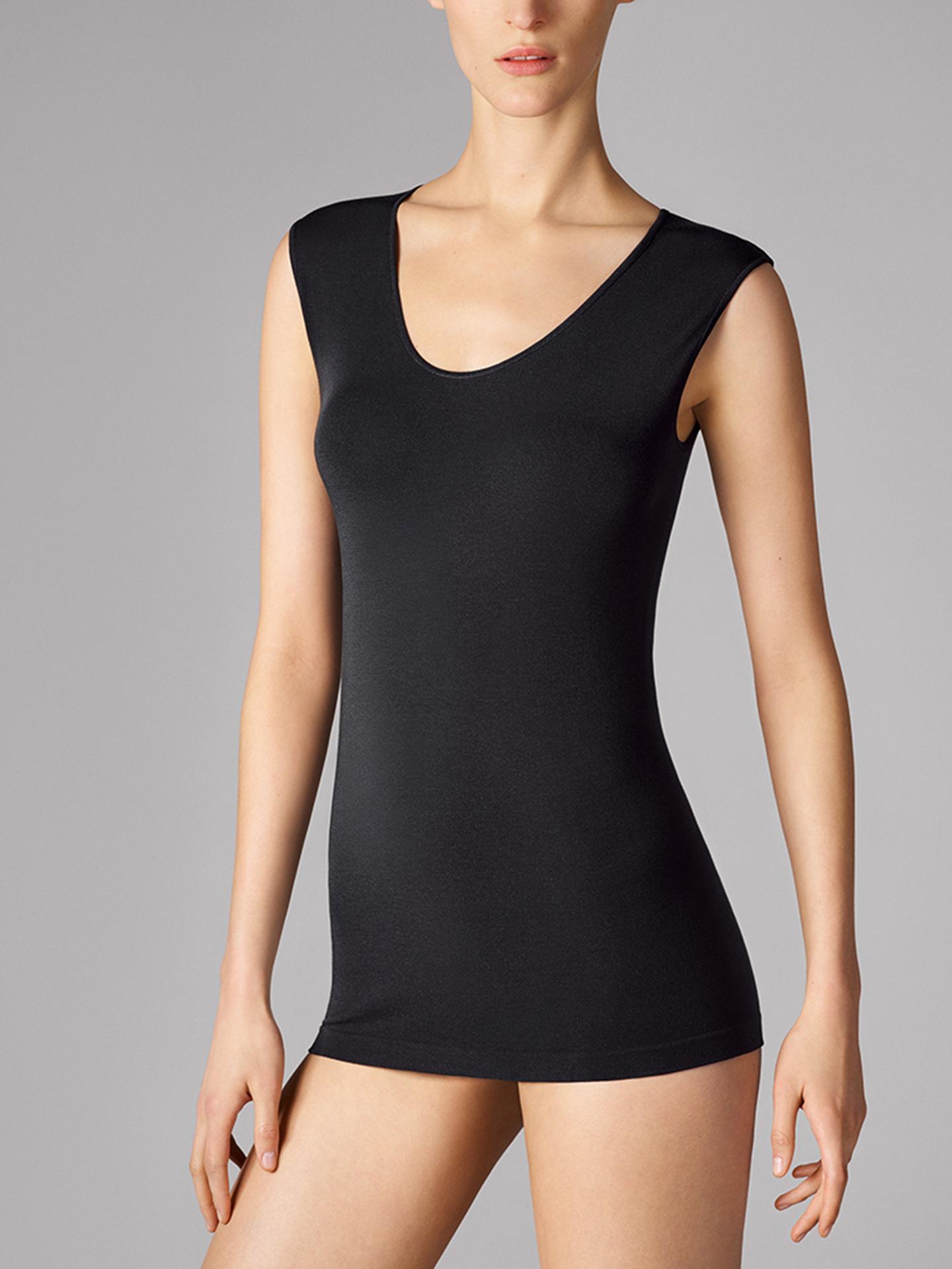 Wolford Apparel & Accessories > Clothing > Abbigliamento Donna Sydney Top