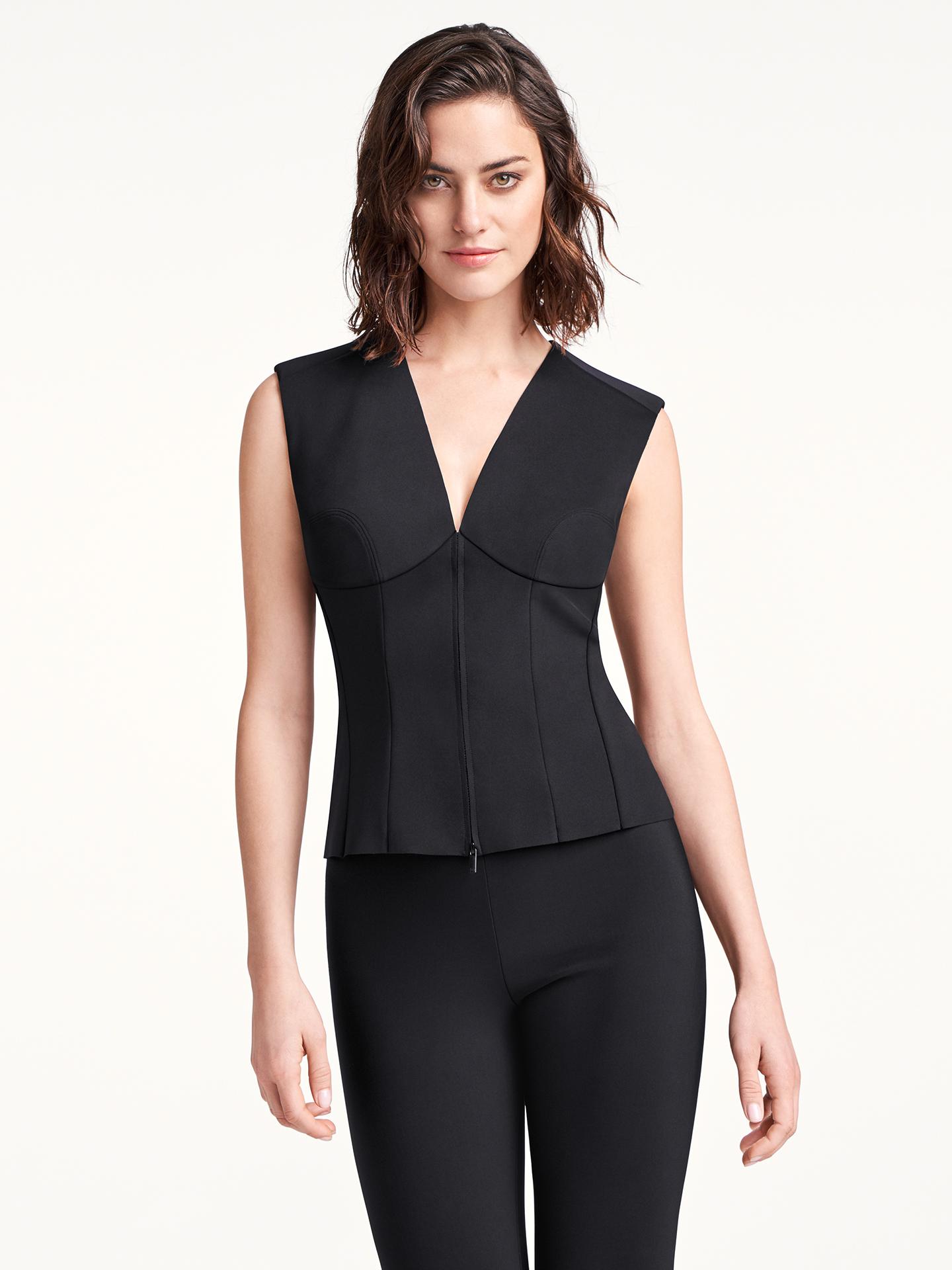 Wolford Apparel & Accessories > Clothing > Abbigliamento Donna Sarah Vest