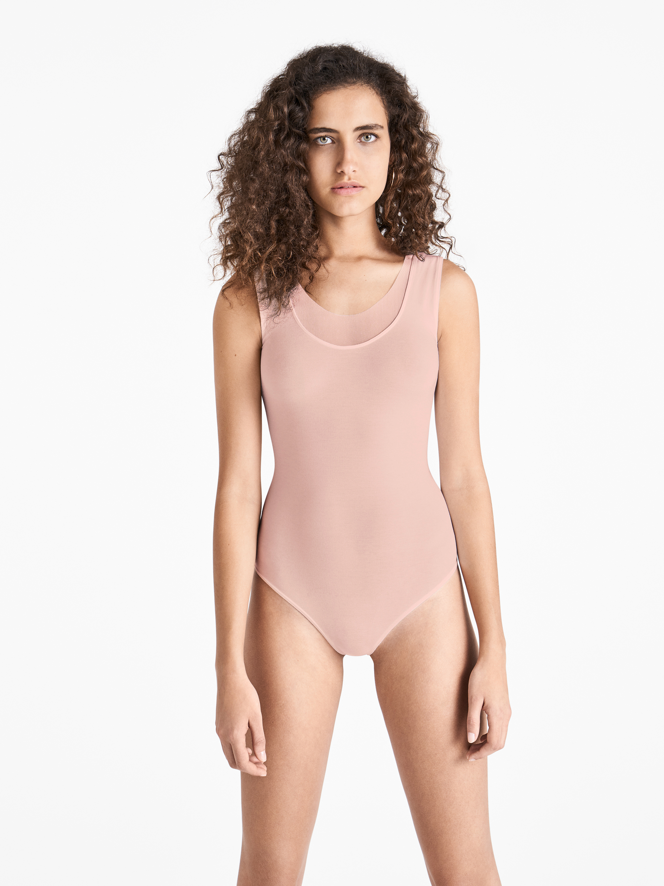 Wolford Apparel & Accessories > Clothing > Body Jamaika Tulle String Body
