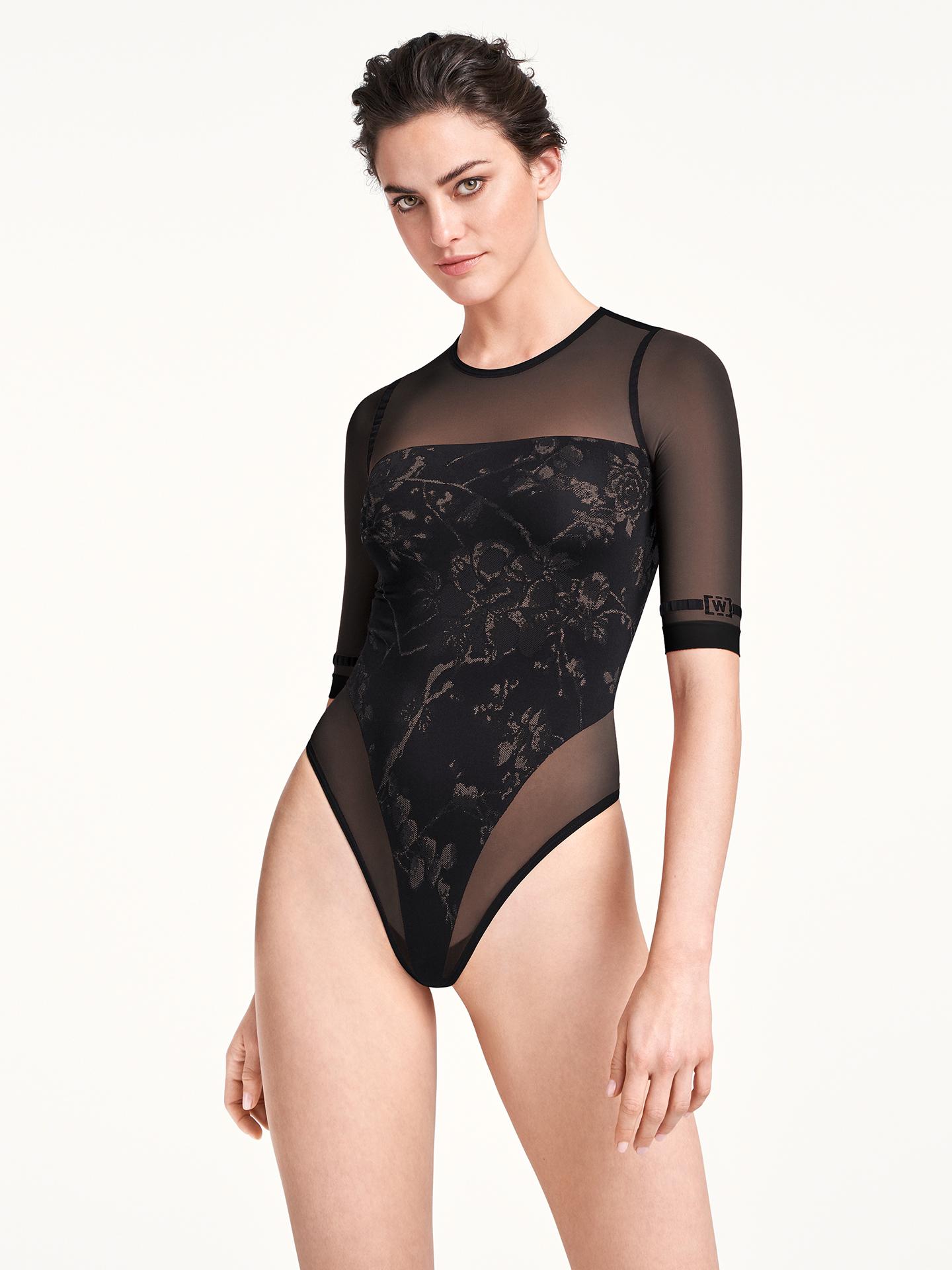 Wolford Apparel & Accessories > Clothing > Body a perizoma Johanna String Body