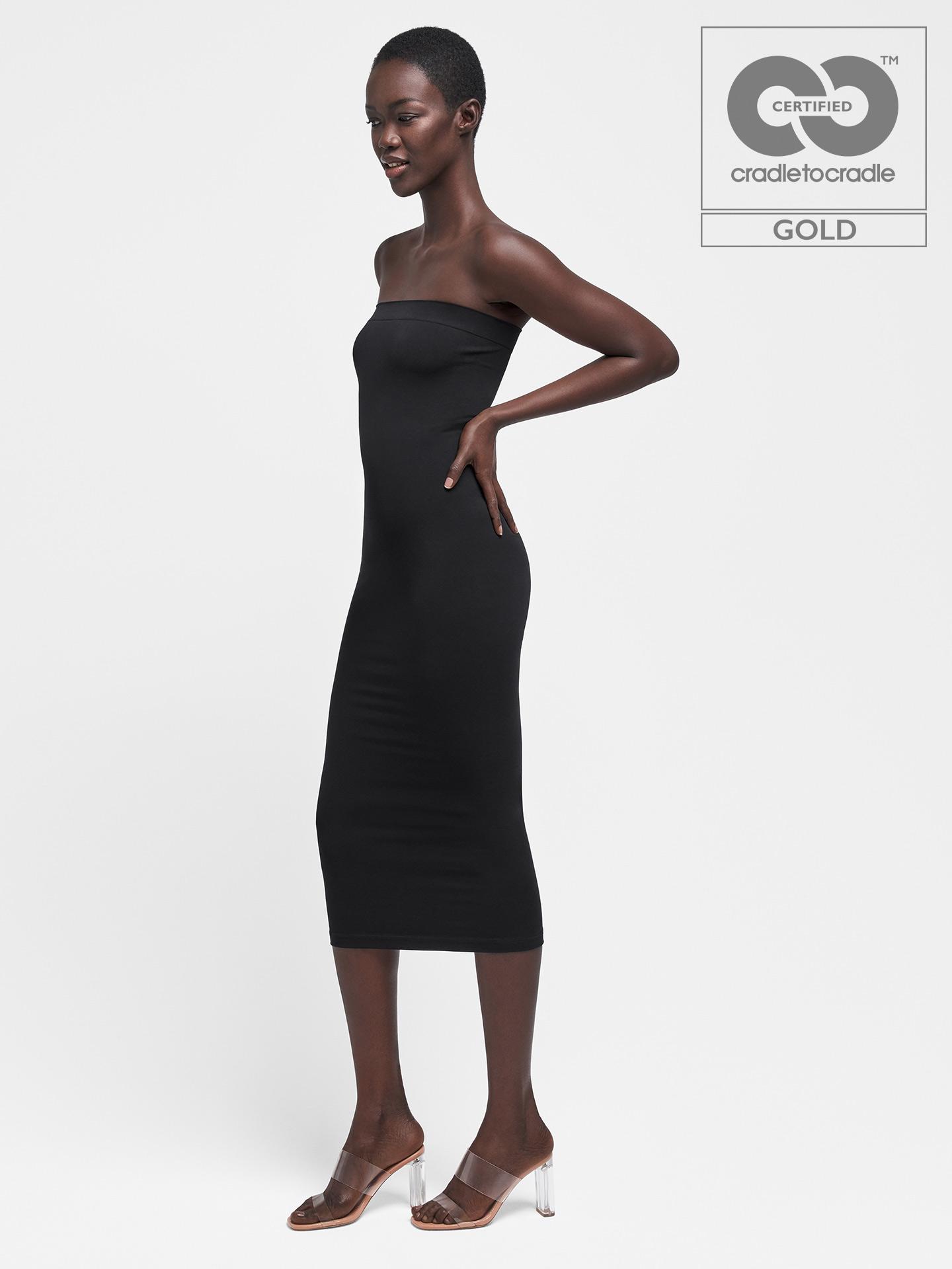 Wolford Apparel & Accessories > Clothing > Abbigliamento Donna Aurora Tube Dress