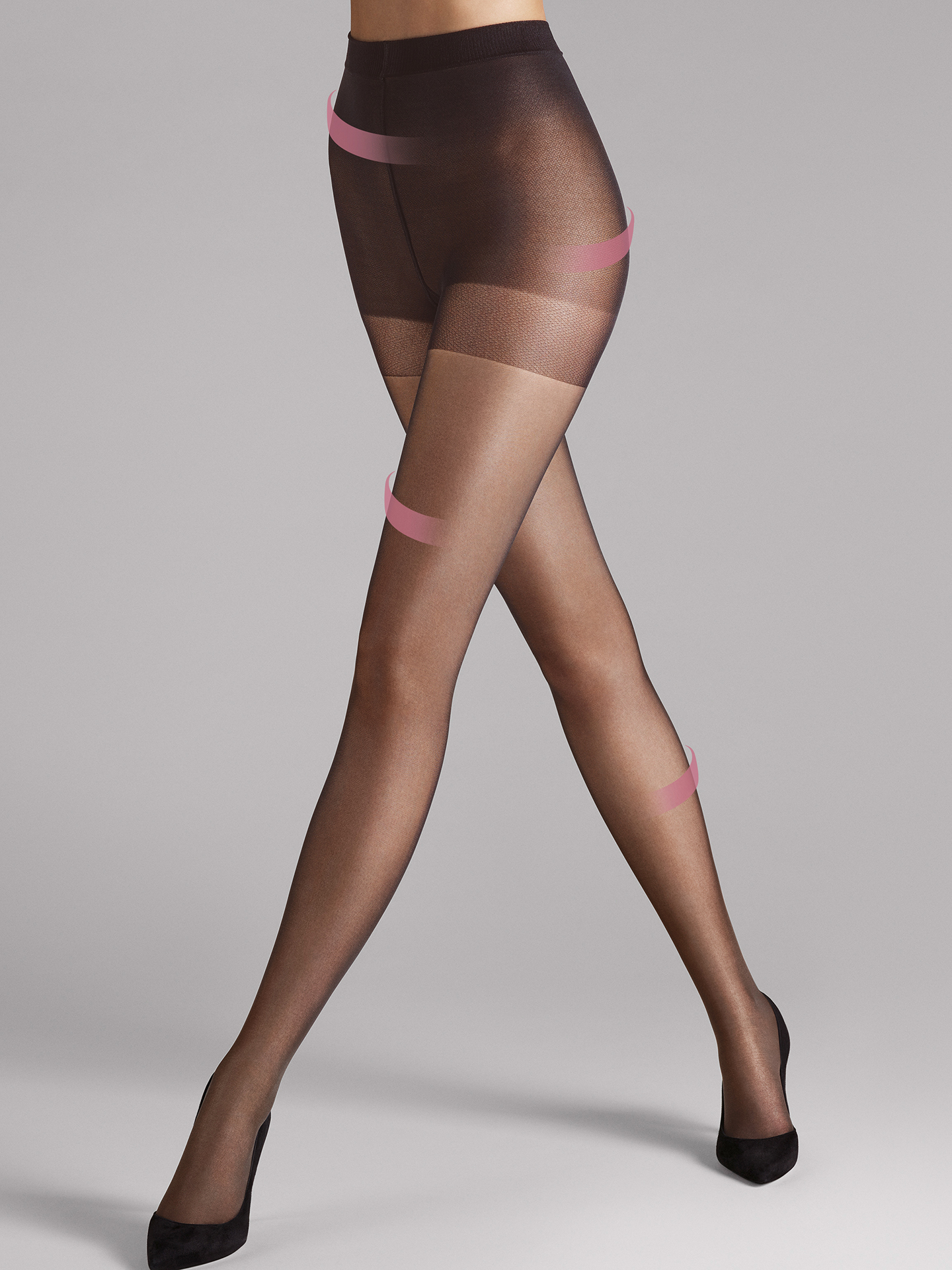 Wolford Apparel & Accessories > Clothing > Collant Miss W 30 leg support - 7212 - S