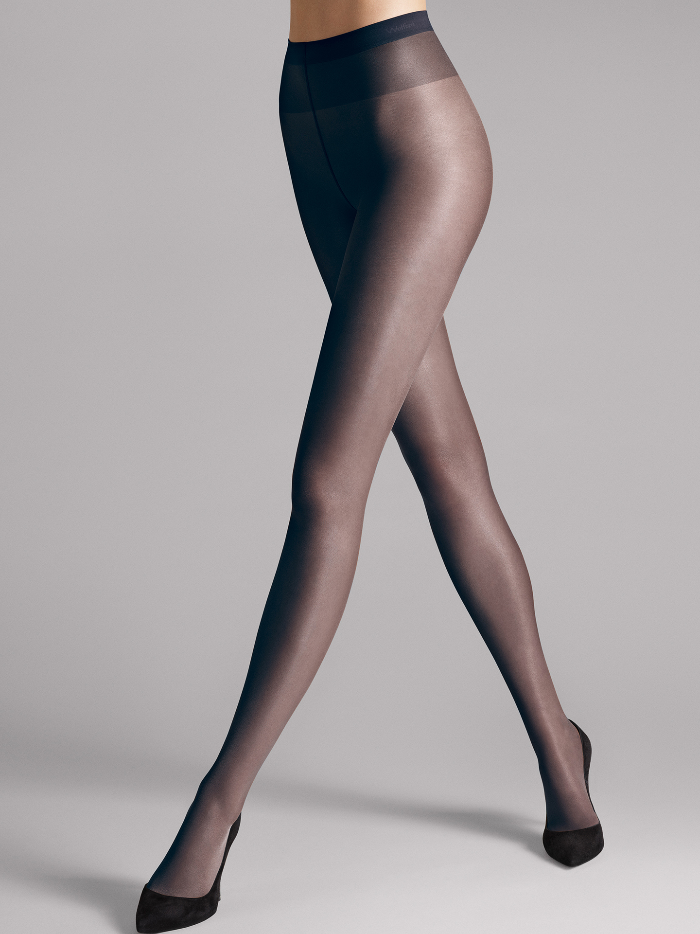 Wolford Apparel & Accessories > Clothing > Collant Satin Touch 20 - 5650 - S