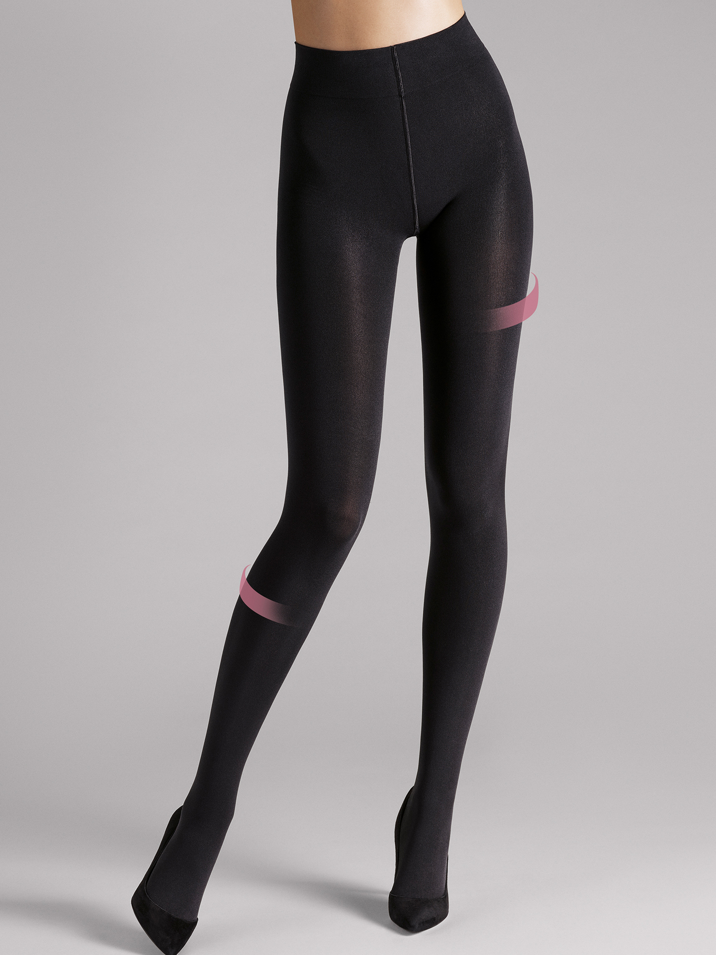 Wolford Apparel & Accessories > Clothing > Collant Ind. 100 Leg Support Tights - 7005 - XS