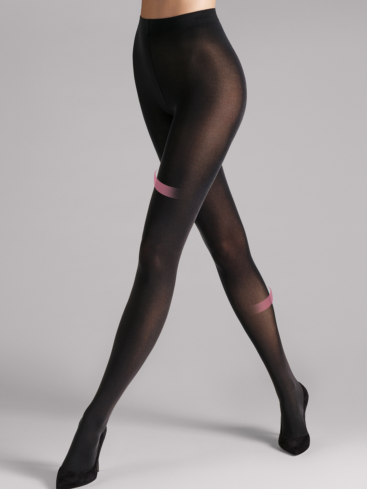 Wolford Apparel & Accessories > Clothing > Collant Individual 50 leg support - 7005 - M