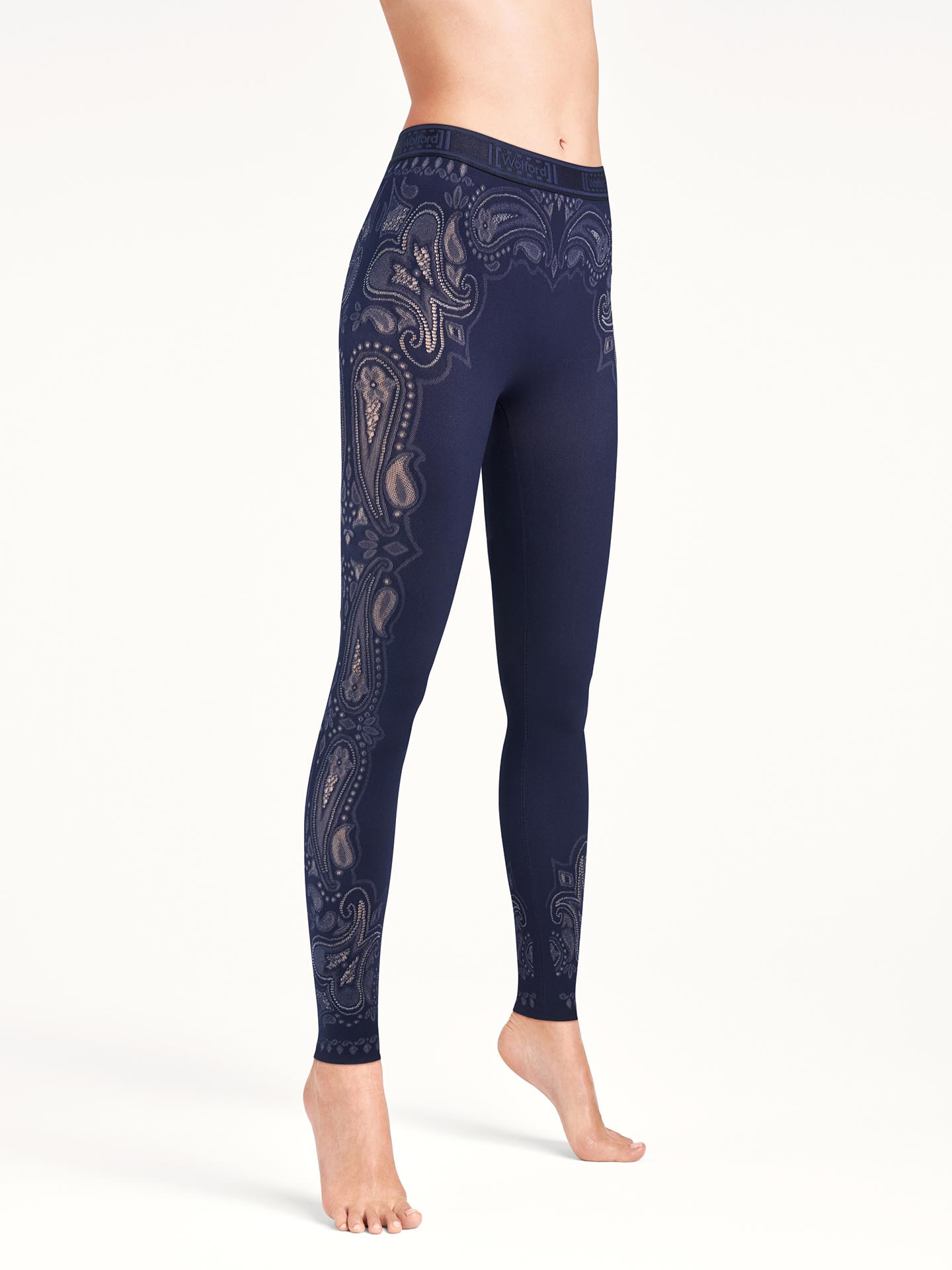 Wolford Apparel & Accessories > Clothing > ATH_W Om Leggings