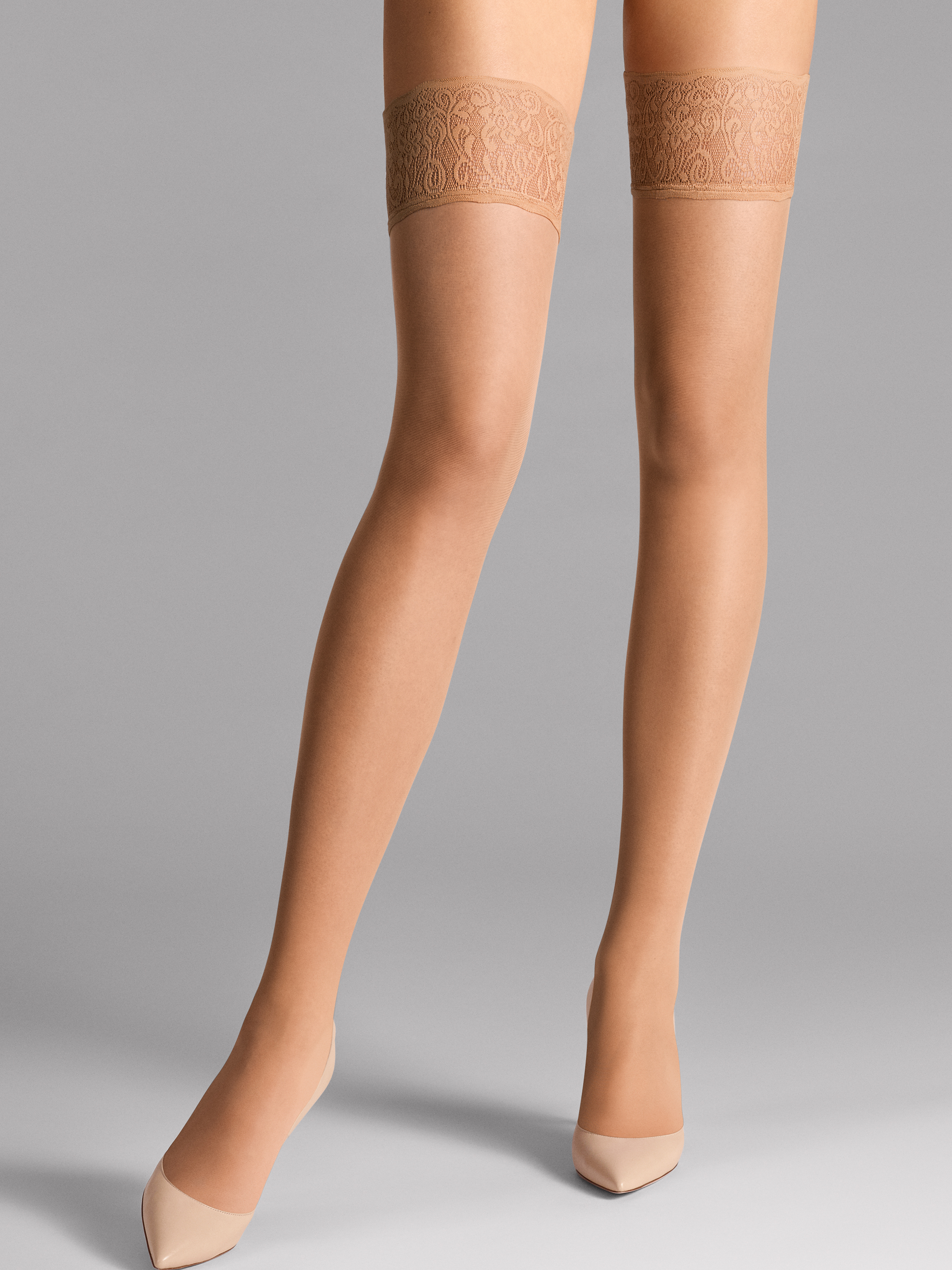 Wolford Apparel & Accessories > Clothing > 15 Stay-Up Lace