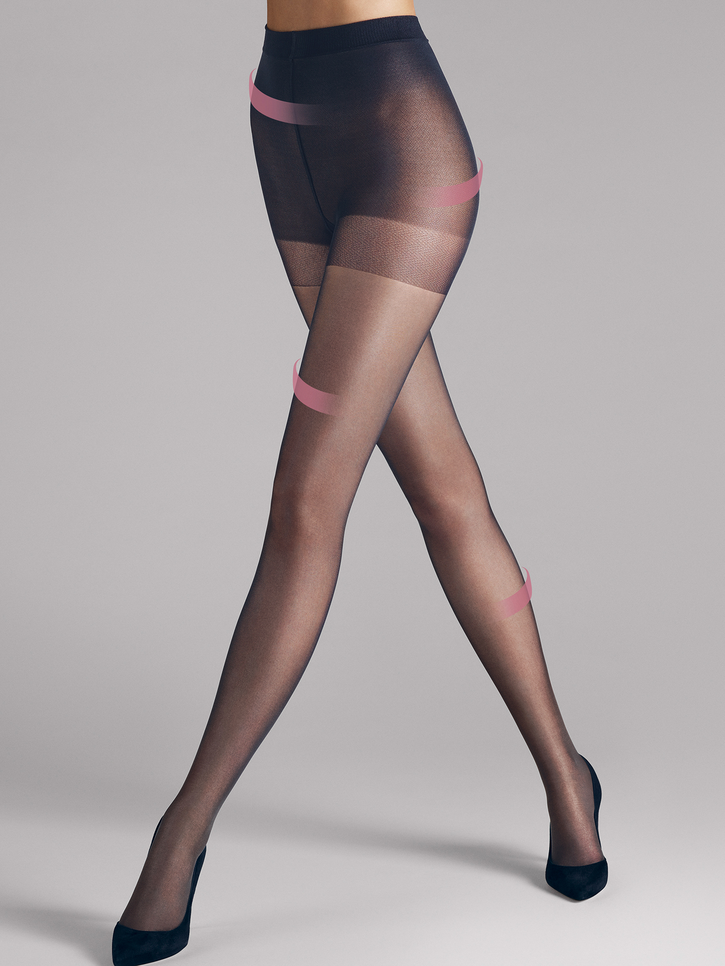 Wolford Apparel & Accessories > Clothing > Collant Miss W 30 leg support - 5280 - XS
