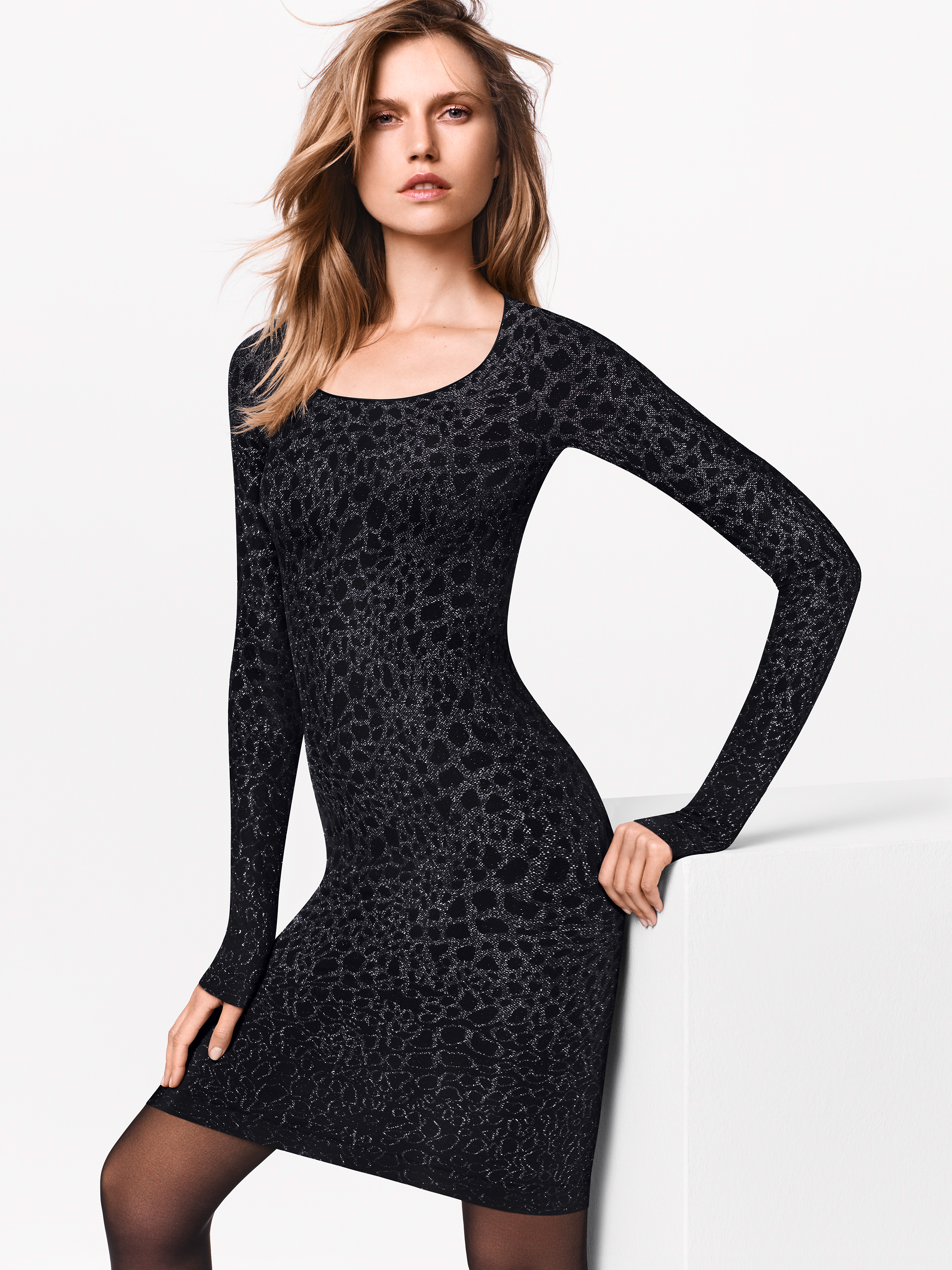 Wolford Apparel & Accessories > Clothing > Abbigliamento Donna Ashley Dress - 7124 - S